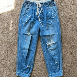 Free People Painters jeans